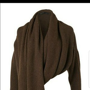 All saints wrap cardigan